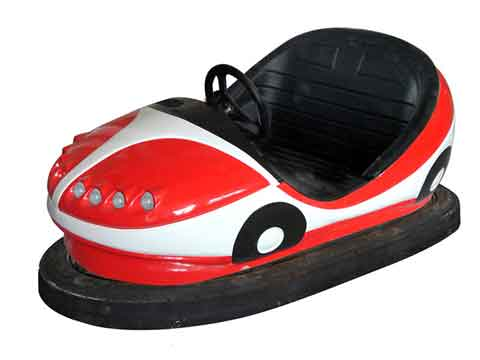 Red Adults Bumper Car Rides from Beston