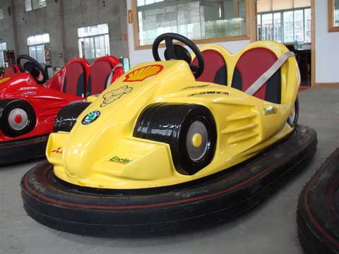 Large 2 Seat Adults Size Bumper Cars