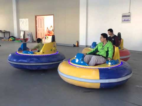 Inflatable Adults Bumper Cars
