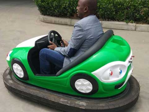 New Adults Bumper Car