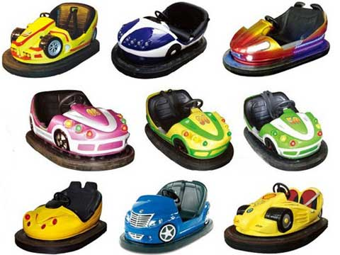 Types of Adults Bumper Cars