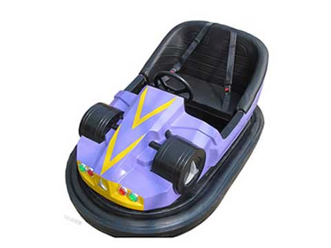 Cheap Bumper Cars - Purple Bumper Car