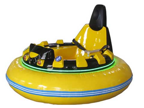 Cheap Price Yellow Bumper Cars