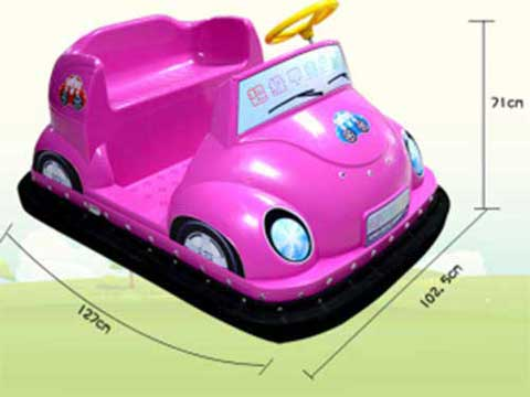 Cheap Bumper Cars - Small Size