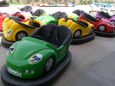 Indoor Bumper Cars in Beston Group