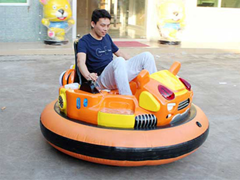 Funfair Inflatable Bumper Cars for Adults