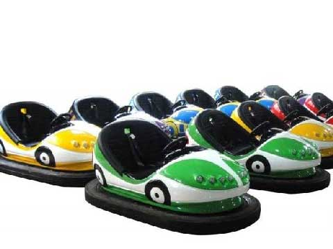 Indoor Bumper Car