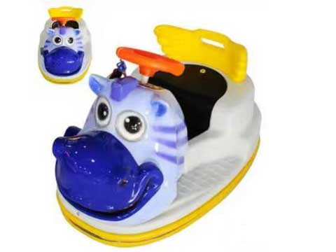 Hippo New Bumper Car Rides