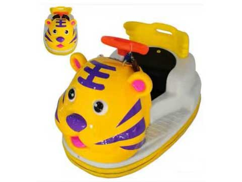 Tiger New Bumper Cars for Kids