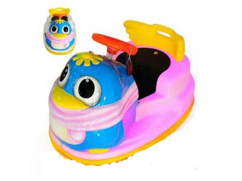 Penguin New Bumper Cars for Kids