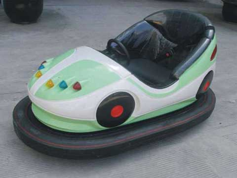 New Bumper Cars With 2 Seats