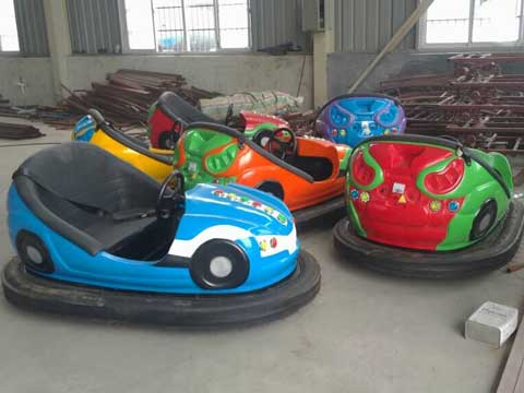 New Bumper Cars In Beston WorkShop