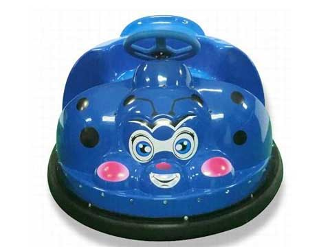 New Blue Beatles Bumper Cars