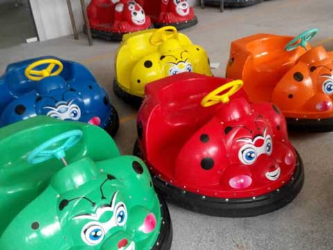 Types of New Beatles Bumper Car Rides