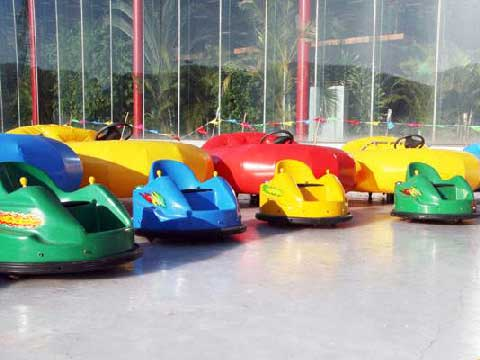 Ice Bumper Cars for Adults in Beston