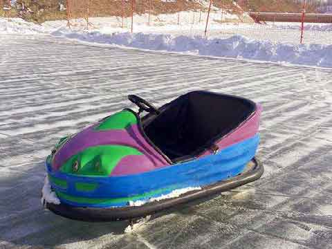 Ice Bumper Cars for Kids in Beston