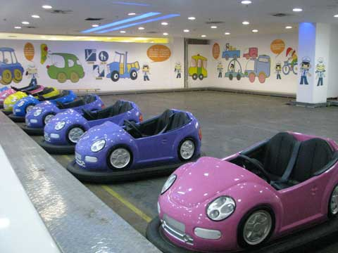 Bumper Car Bodies in Different Style