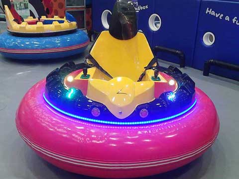 Inflatable Bumper Car Bodies for Sale