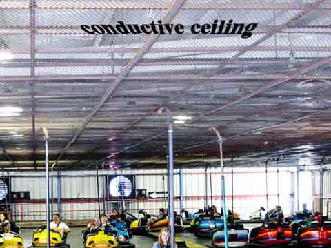 Beston Electric Bumper Car Ceiling