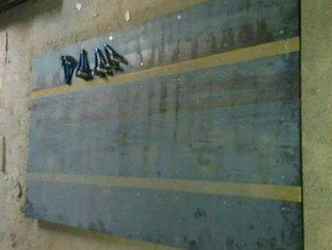 Electric Bumper Cars Floor