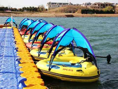 Water Bumper Boats from Beston