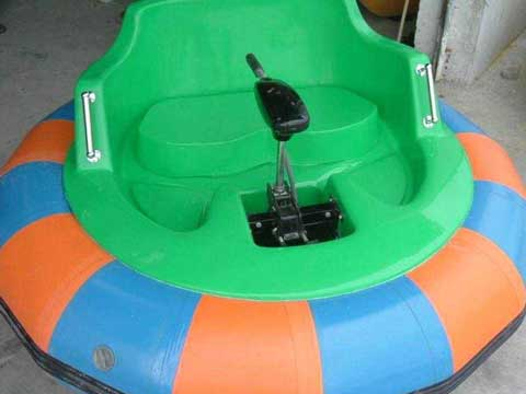 Beston Water Bumper Boats rides