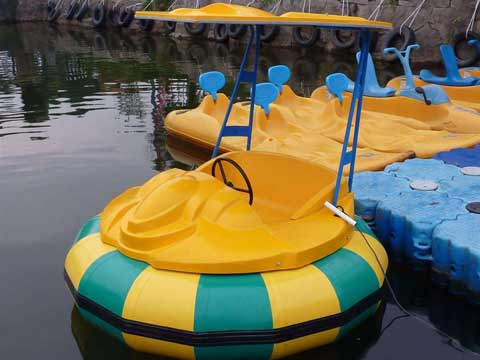 Beston Water Bumper Boats rides for Sale