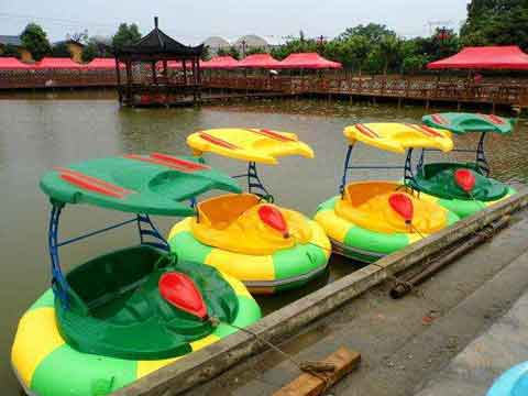 Beston Gas Power Water Bumper Boats