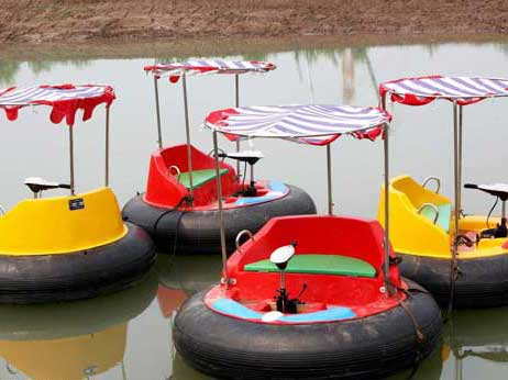 Gas Power Bumper Boats for Sale