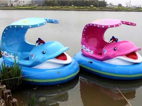Kiddie Cartoon Bumper Boats for Sale