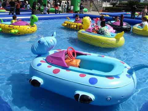 Kiddie Inflatable Bumper Boats for Sale