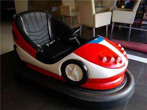 Electric Bumper Cars Fairground Rides from Beston Group