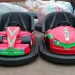 Inflatable Type Bumper Cars for Sale