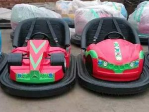 Electric Bumper Cars Fairground
