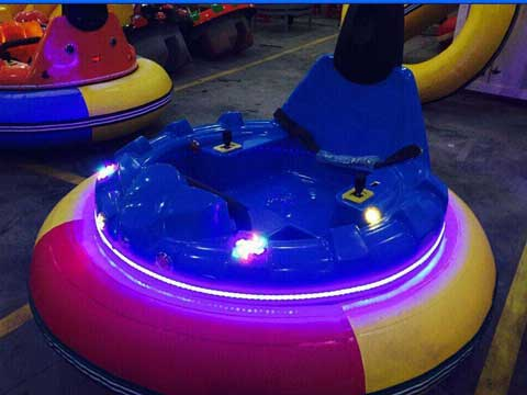 Inflatable Bumper Cars Fairground Ride from Beston