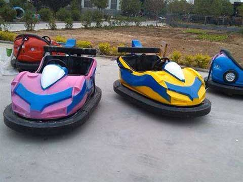 Battery Bumper Cars Fairground