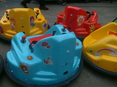 Kiddie Battery Bumper Cars