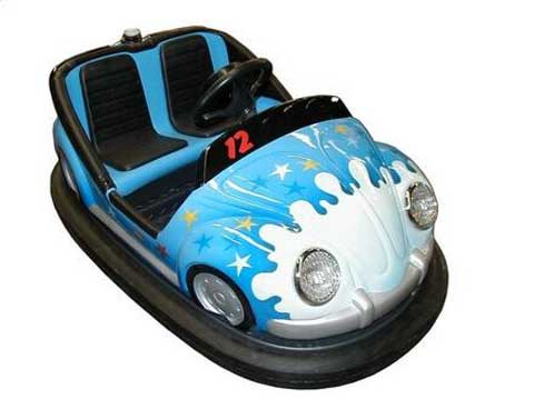 Electric Bumper Cars for Kids