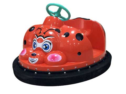 Cute Bumper Cars for Kids