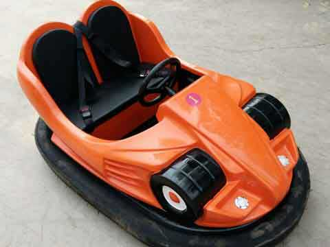 Motorized Bumper Car for Sale