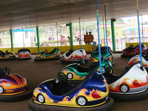 Motorized Electric Bumper Car