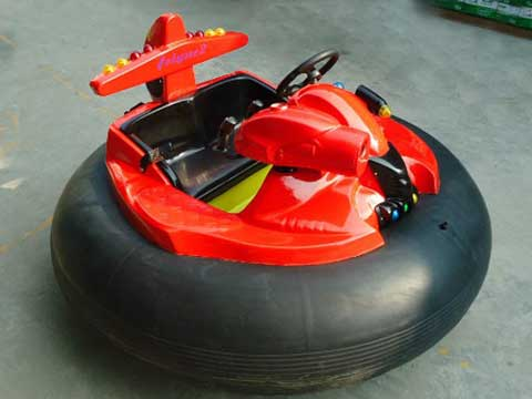 Motorized battery Bumper Cars