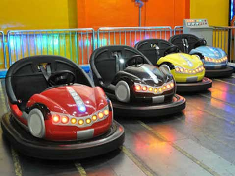 Cheap Motorized Bumper Cars for Sale