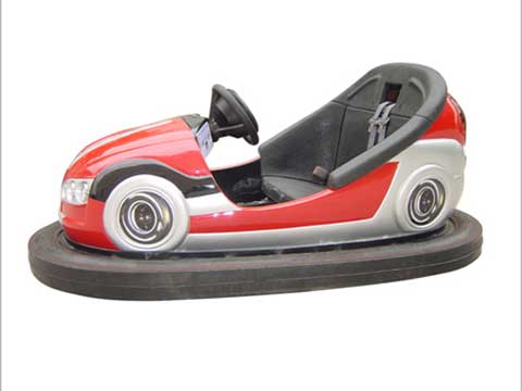 Motorized Bumper Cars