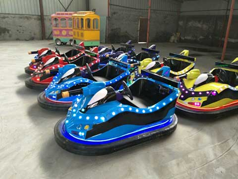 Affordable Motorized Dodgem Bumper Cars