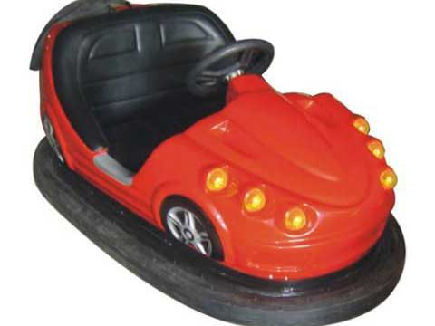 Beston Mini Bumper Cars in Red