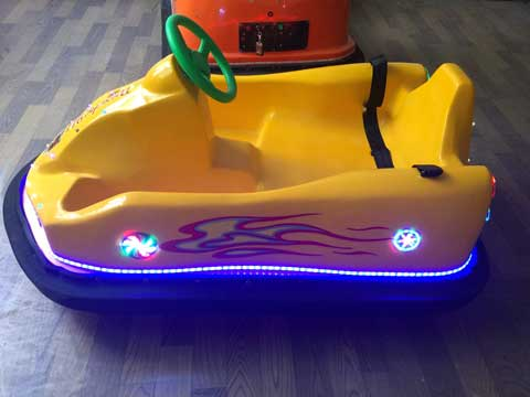 Battery Operated Mini Bumper Cars