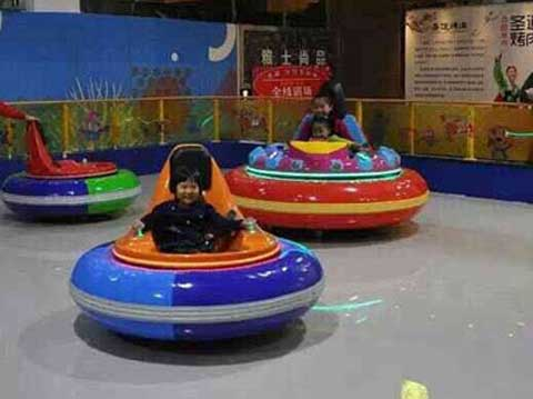 Mini Inflatable Bumper Cars