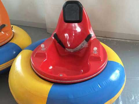 Portable Spin Zone Bumper Cars
