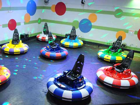 Spin Zone Bumper Cars in Beston